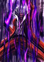 God Rugal by Gold-copper