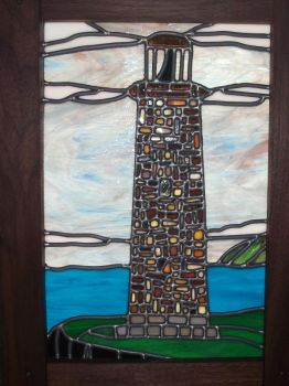 The Tell tale lighthouse by glasslinger