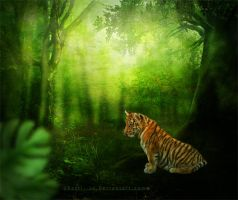 The Wild Green by Kerri--Jo