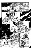Wolverine Rorshach Inks Page 2 by ChrisMcJunkin