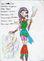 Cleo ( Old Oc for Winx Club) by Grifessa