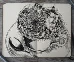 #149 Storm in a Teacup by Picolo-kun