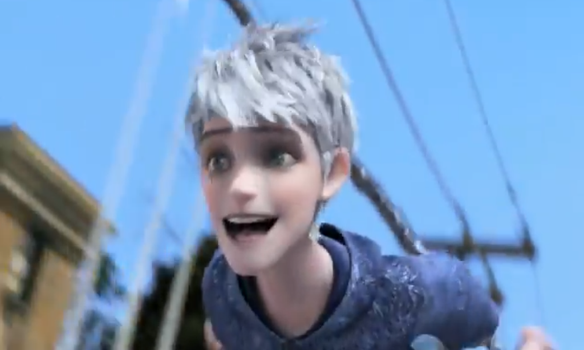 Jack Frost. You can't beat this laugh! (^*^) by JackFrostWolf
