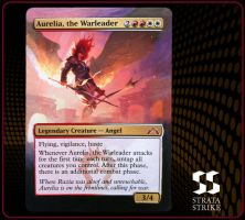 #151 Altered MTG - Kaalia of the Vast by stratastrike on ...