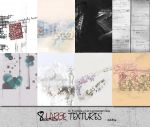 large textures set6 by 9-liters-of-art