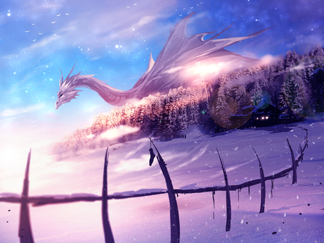 Under the Snow by ryky