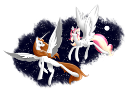 Lubus and Animus by theperfecta