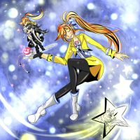 .: Dual Destinies- Deep within the stars :. by Monstrocker