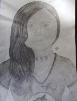 Self-Portrait #2 by Crystice