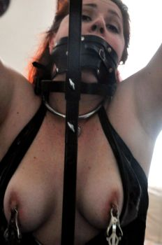 clamps swing as i am flogged  by amandawhiley