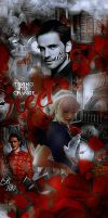Taylor and Colin 'Red' by bxromance