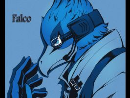 Falco by inubiko
