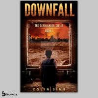 Downfall Book Cover by SanagaDesign
