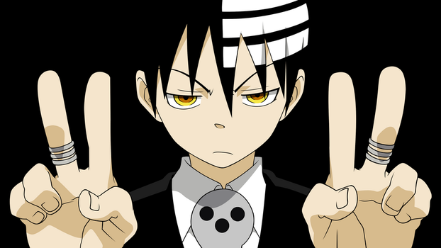 Soul Eater - Death the Kid by CuteNotPedo