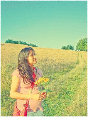 Country Day Vintage by FloresKruuse