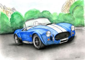 Shelby Cobra 427 by SL-Cardesign