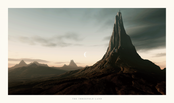 The Threefold Land by TheNonSequitur