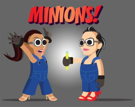 Minions by Oceandepth