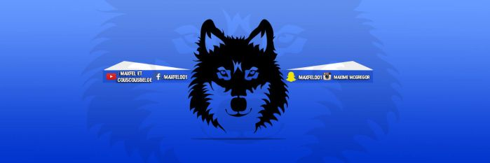 YOUTUBE/FACEBOOK/TWITCH/TWITTER COVER by MaxFell001