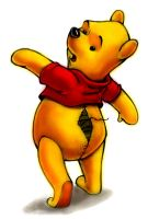 Winnie the Pooh Bear by zdrer456