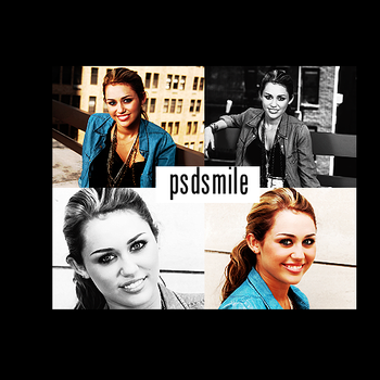 psd smile by strongstorm