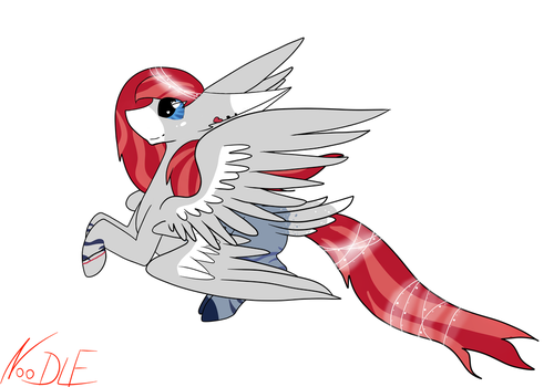Fly ~Request #7 by MULTIGIUSZ