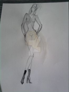 Colection inspired by Viviene Westwood/ 2012 by AdelKitty