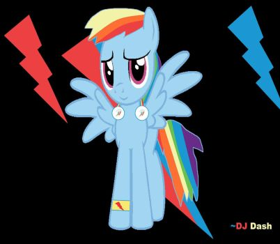 DJ Dash my oc by RealDJDash