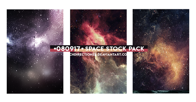 [02092017] SPaCE STOCK PACK by btchdirectioner