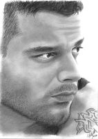 Ricky Martin by argentinian-queen