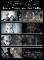 Jack Frost and Rapunzel - Share This Day by OohFire