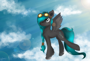 Flying Lesson by AstralisPL