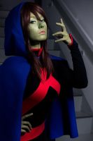 Young Justice: Miss Martian IV by Aigue-Marine