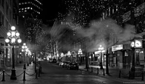 Gastown Nights by Val-Faustino