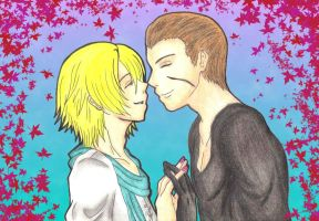 Jake And Sherry by MadeInHeavenFF15