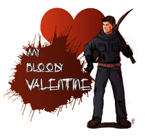 My Bloody Valentine by RennySkywalker