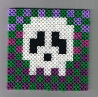 Toxic love Perler beads by Greatest-Nightmare