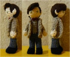 Eleventh Doctor by ilwin
