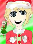 Merry Christmas Iman by Marill22