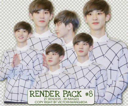 PACK PNG #8 by victorhwang