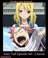 Unotice nalu moment - episode 161 by felixne