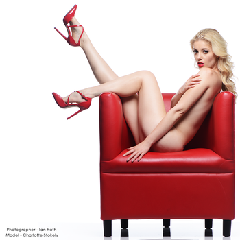 Charlotte Stokely by IanRath