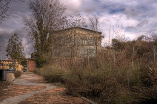 Old factory HDR by Dirak