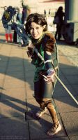 Merrill Dragon Age Cosplay by hikarianimelover