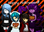Happy Halloween(group photo ,for request) by reddiamonds64