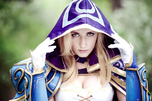 Jaina Proudmoore (Warcraft III) by Narga-Lifestream