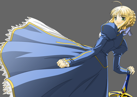 Fate-stay-night-Saber by hiperion-sama