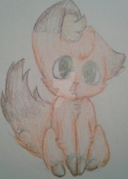 cute kitty by Mikaily108