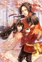 Happy Chinese New Year! by pananada