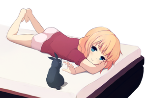 Syaro by Snickersoid